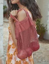Organic Cotton Mini Mesh Grocery Bag