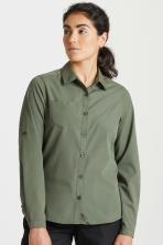 Expert Womens Kiwi Long Sleeved Shirt