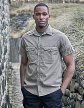 Expert Kiwi Short Sleeved Shirt