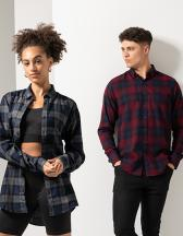 Men´s Brushed Check Casual Shirt
